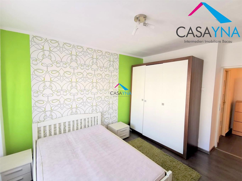 Apartament 2 camere decomandate, mobilat, zona Nord