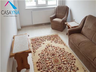 Apartament 2 camere decomandate, mobilat si utilat