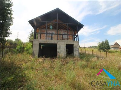 Casa 105 mp cu 615 mp teren in Barati!